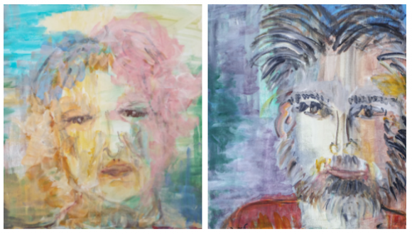 תערוכה: אנשים | גליה רבינוביץ
